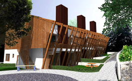 kompleksi i vilave meshtekna ne brezovice featured image banesat e reja com